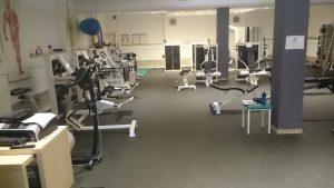 Fitnessraum News