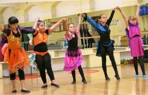 Ballett Kinderballett in Leipzig