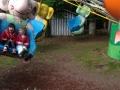 Ausflug mit den Kindern im Freizeitpark