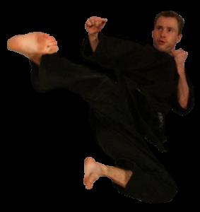 Kampfkunst Tenburyu Kämpfer 2
