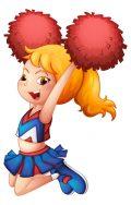 Cheerleading Kid - Depositphotos_22316631